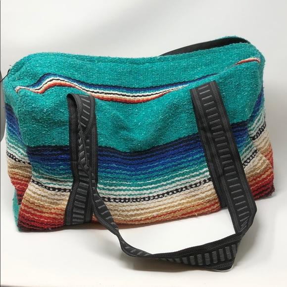 835147ffebce Bags | Serape Duffle Bag | Poshmark